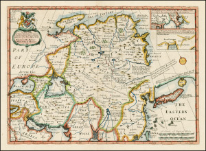 Map of Great Tartary