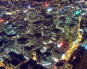 Toronto_Downtown_Core_at_Night