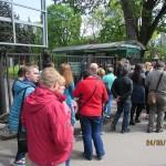Botanická záhrada v Petrohrade