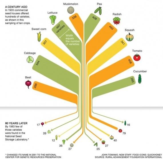 roznost druhov