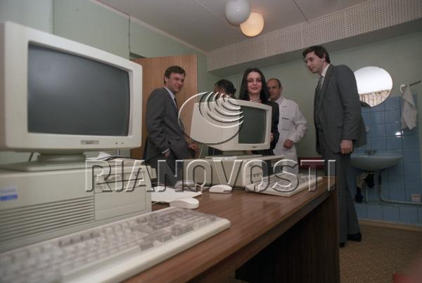 Экстрасенсы в Институте мозга АМН СССР