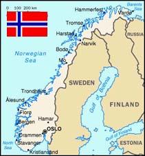 mapa_norsko