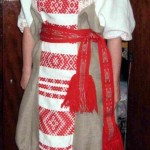 Slovanský ľudový textilný vzor vlastní určité fyzikálne mechanizmy schopné ovplyvňovať živý organizmus