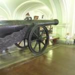 Delostrelecké múzeum v Petrohrade