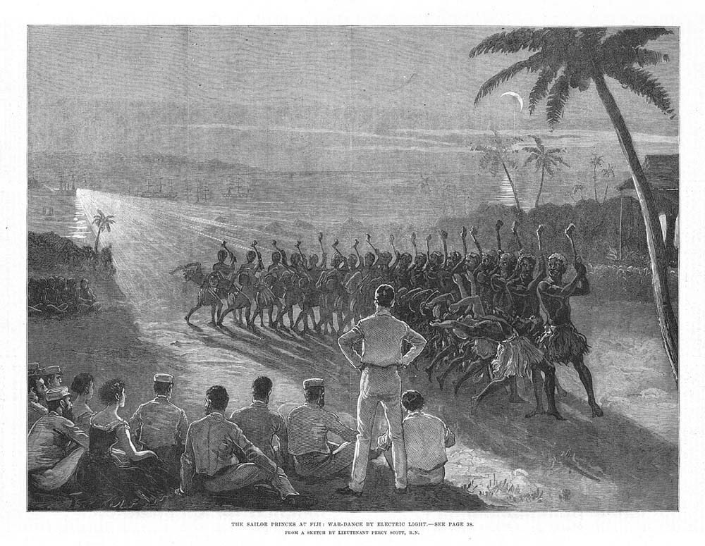 FIJI-Native-War-Dance-by-Electric-Light-from