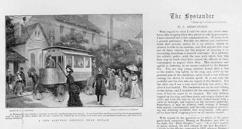 Old-Antique-Print-Electric-Omnibus-Berlin-1901-Germany