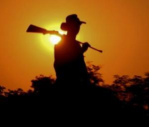 gunman-silhouette