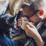 Mačky môžu predĺžiť mužom život