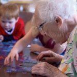 Domov dôchodcov v kombinácii s materskou školou