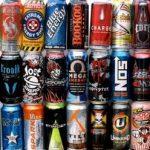 Energetické nápoje poškodzujú organizmus človeka