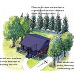 Správne rozmiestnenie stromov dokáže znížiť náklady na vykurovanie domu o30 %