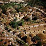 Etruské Cerveteri v Taliansku