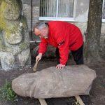VDoneckej národnej republike našli 2700 ročnú sochu skýtskeho bojovníka