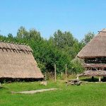 Slovanská dedina – múzeum Düppel