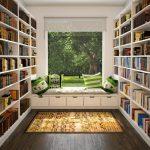 Samotná domáca knižnica pomáha vychovať úspešnejšie deti