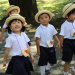 Samostatnosť japonských detí