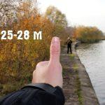 Určenie vzdialenosti k objektu bez prístrojov
