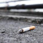 Cigaretové ohorky bránia normálnemu rastu rastlín