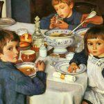 Rodiny, v ktorých sa varia polievky, sa rozvádzajú menej často...
