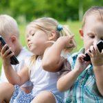 Negatívne účinky žiarenia mobilných telefónov na deti