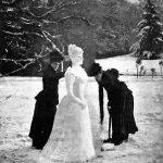 Snehuliak vslovanských tradíciách