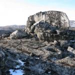 O kamenných megalitoch Kolymy