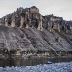 Staroveké mesto na náhornej plošine Anabar