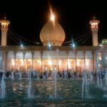 Zrkadlové mauzóleum Shah Cheragh