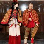 Strednú Áziu obývala v staroveku biela rasa