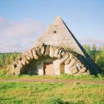 Pyramídy ako stavby na skladovanie plodín a potravín