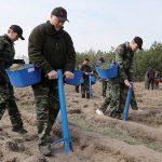 VBielorusku si 2,3 milióna obyvateľov vylepšovalo svoje životné prostredie vrámci celoštátnej pracovnej soboty