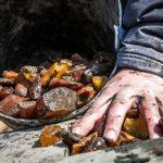 Jantárové komnaty ukryté na Ukrajine